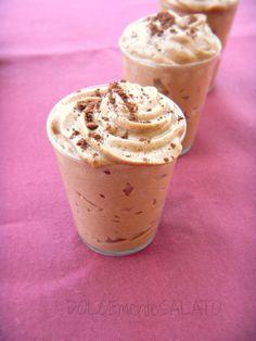 DOLCEmente SALATO: Mousse al cioccolato di Montersino
