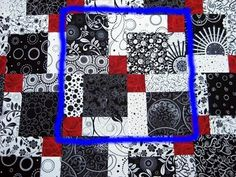 Best Tutorial for the Disappearing 9 Patch Quilt.  (Valentine Quiltworks)