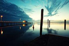Victoria point dawn
