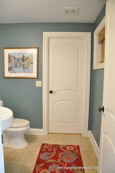 benjamin moore mountain laurel blue bathroom paint