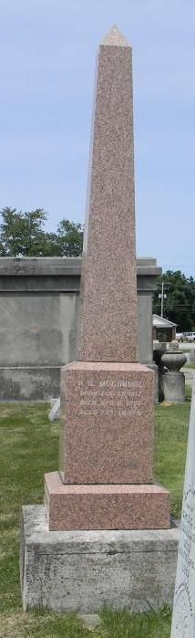 Parks Benjamin Muchmore (1812 - 1885) - Find A Grave Photos