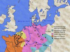 Guerra dei trent'anni, Francia