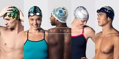 Five Olympic swimmers. Five inspiring artists. Creating limited-edition swim caps for five worthy causes. Discover Art of the Cap. #SpeedoUSA #ArtoftheCap