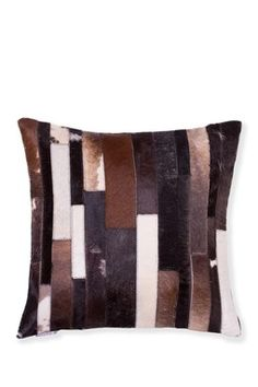 Torino Madrid Pillow - Tricolor