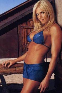 Former WWE Diva Torrie Wilson