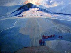 Miroslav Bucher olej 95x130Portret zeme-svetlo Miro, Painting, Outdoor, Pulley, Outdoors, Painting Art, Paintings, Paint, Outdoor Games