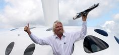 The Virgin boss never discourages aspiring entrepreneurs, even if 8 out of 10 are bound to fail.