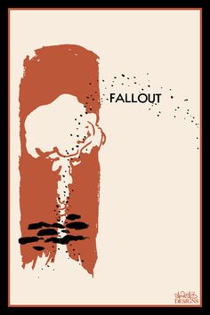 Fallout poster.