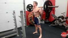 How To: Deep Barbell Back Squat by ScottHermanFitness...great demo...