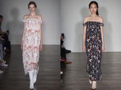 Модные платья весна-лето 2016 | Все о моде и стиле: тренды, новинки подиума, модельеры, бренды