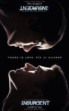 Insurgent movie poster.