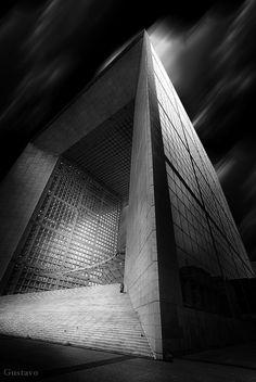 La Grande Arche by Gustavo Rodriguez on 500px