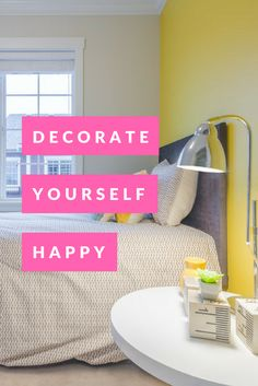 Top tips to play with colour in your home and make every day a happy one