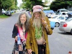 abuelos hippie