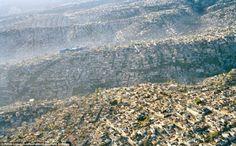 Nu har fler upptäckt att mänskligheten är illa ute. Ett alltför tättbebyggt Mexico city.