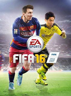 Japanese FIFA 16 Cover http://www.igvault.it/?a_aid=yixiu&a_bid=8c89305e
