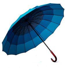 """Зонт """"Pantone"""" (синий)"""