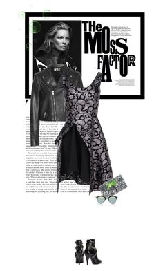 """""""Fashion has always been a repetition of ideas, but what makes it new is how you put them together..."""" by matilda66 ❤ liked on Polyvore featuring Yves Saint Laurent, STELLA McCARTNEY, Edie Parker and Christian Dior"""