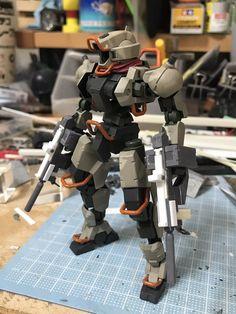 Gundam Toys, Gundam Art, Futuristic Robot, Gundam Wallpapers, Lego Robot, Gundam Custom Build, Cool Robots, Gunpla Custom, Robot Concept Art