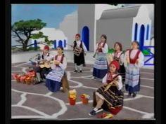 Ta Zouzounia - Ntirlanta Children Songs, Kids Songs, Nursery Songs