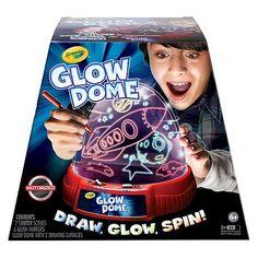 Crayola Color Explosion Glow Dome