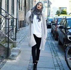 Wish I am willing wear this one day  #hijabfashion