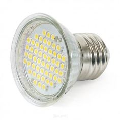 [lux.pro] FARETTO LED SMD CON ATTACCO E27 230V HI-POWER 54 LED SMD LAMPADA NOVITÀ 10,40 €