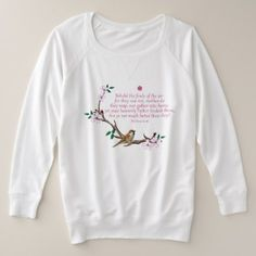 Sparrow Plus Size Sweatshirt - spring gifts beautiful diy spring time new year
