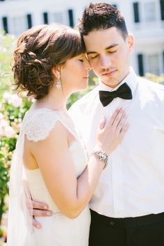 Stunning Wedding Hairstyles - MODwedding