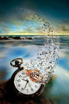 The Vanishing Time by Sandy Wijaya