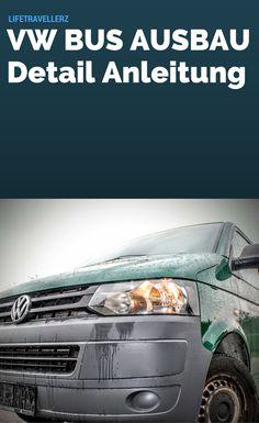 VW T5 - Umbau zum Campingmobil. Hier findest du eine Schritt für Schritt um aus deinem VW Transporter einen coolen Camper zu machen.