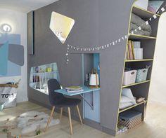 Créer 2 chambres dans une seule pièce