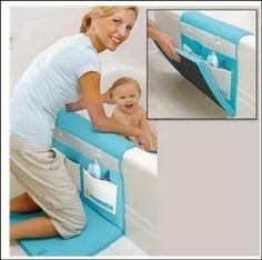 Husband found this at Buy Buy Baby... so handy!