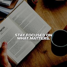 Stay focused // follow us @motivation2study for daily inspiration
