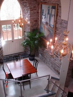 Linehan Construction House Renovation,The old Church of Ireland, Co. Church Of Ireland, Dining Room, Dining Table, Cork, Restoration, Old Things, Construction, Projects, House