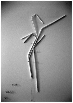 © Fabio Alessandro Fusco, Spatial ideograms #06, 2013