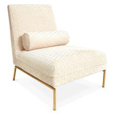 Chairs - Astor Slipper Chair