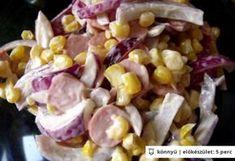 Virslis saláta
