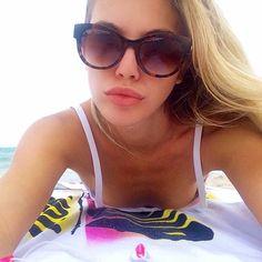 #crushoftheday : @sami_kitty wearing her #thierrylasry #sunglasses #ANGELY #handmadeinfrance ...  by thierrylasry  #nice #life #smile #instalove #beauty #happy #look #awesome #instalike #trendsineyewear #pretty #style #picoftheday #girls #sunnies #sunglasses #glasses #eyewear #eyewearfashion #fashionista