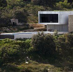 hidden house