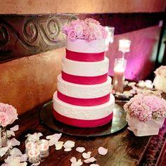 fuchsia wedding
