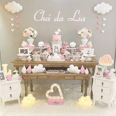 Baby Shower Deco, Baby Girl Shower Themes, Baby Shower Balloons, Baby Boy Shower, 40th Birthday Decorations, Birthday Goals, Sunshine Birthday, Quinceanera Decorations, Teddy Bear Baby Shower