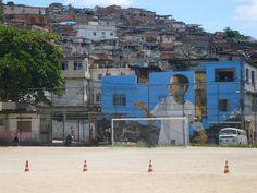 Favela Painting   Haas & Hahn