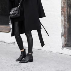 These boots were made for walking.