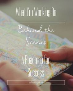 What I'm Working On - A behind-the-scenes look at Marketing Creativity