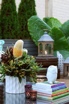 Urban Roof Deck Top Landscape Garden Design Outdoor Lounge Decor