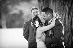 Hawaiian Ranch Ceremony { Real Oahu Wedding} - Modern Weddings Hawaii : Bridal Inspiration Location: Sunset Ranch, Oahu #hawaii #love #marriage