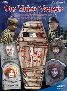 Der kleine Vampir - Die komplette Serie (4 DVDs)