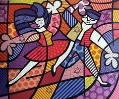 Brazilian Artist: Romero Brito