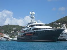 """Kismet' at Yacht Haven Grande, St. Thomas USVI :: Yacht parts & Watermakers :: www.seatechmarineproducts.com"